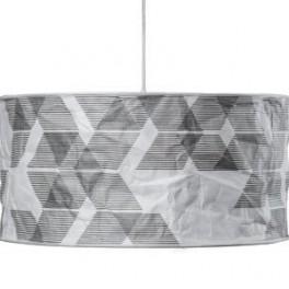 Lampa z Tyveku (náhled)