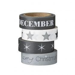 Vánoční washi pásky (náhled)