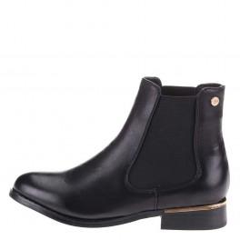 Chelsea boots se zlatými detaily (náhled)