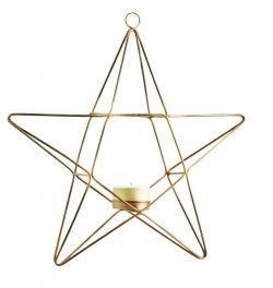 Závěsný svícen Star (náhled)