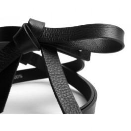 Dámský černý pásek (náhled)