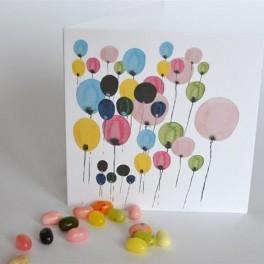 Balónkové přání (náhled)