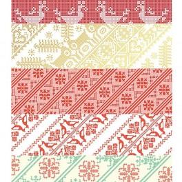 Vánoční papír (náhled)