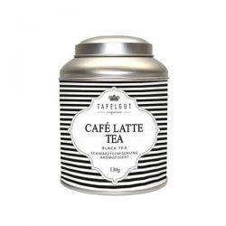 Černý čaj s kávovými zrny (náhled)