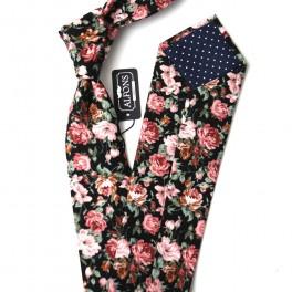 Květinová kravata (náhled)