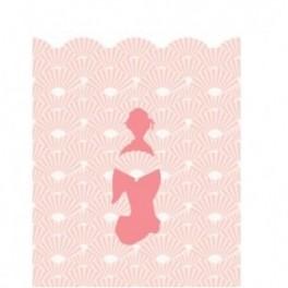 Kovový plakát Geisha (náhled)