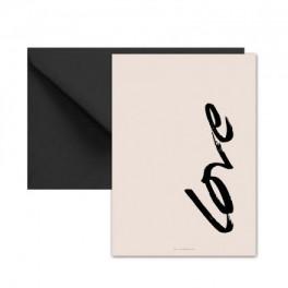 Karta Love (náhled)