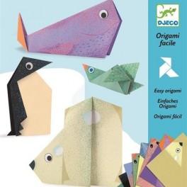 Origami Polární zvířata (náhled)