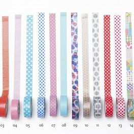 Pásky z rýžového papíru (náhled)