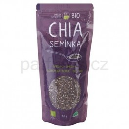 Chia semínka (náhled)