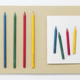 Mořené tužky (náhled)