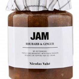 Rebarborový džem (náhled)