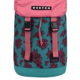Růžovo-tyrkysový batoh (náhled)