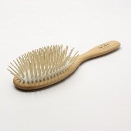 Dřevěný kartáč na vlasy (náhled)