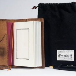 Rustikální zápisník (náhled)