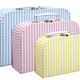 Proužkovaný kufřík (náhled)