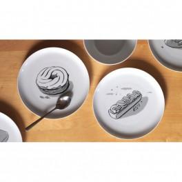 Dezertní talířky (náhled)
