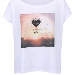 Tričko s láskou ve vzduchu (náhled)