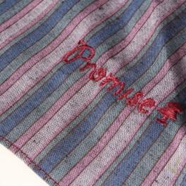 Ručně tkaný šátek (náhled)
