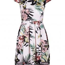 Květované šaty Dorothy Perkins (náhled)
