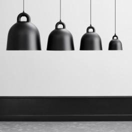 Lampa jako zvon (náhled)