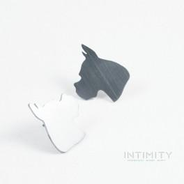 Designové náušnice (náhled)
