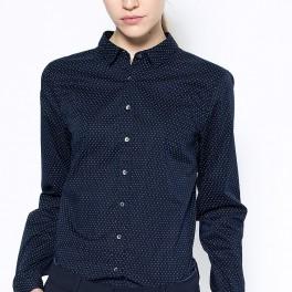 Puntíková košile (náhled)