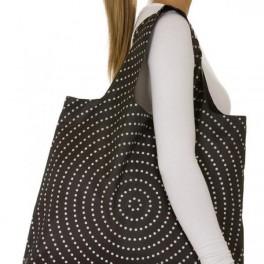 Nákupní tečkovaná taška (náhled)