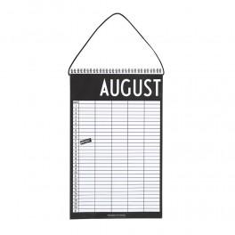 Plánovací kalendář (náhled)
