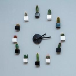 Květinové hodiny (náhled)