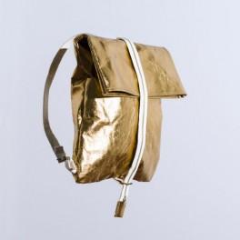 Zlatý veganský batoh (náhled)