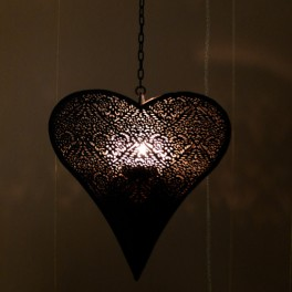 Lucerna srdce (náhled)