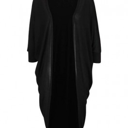 Černý cardigan (náhled)