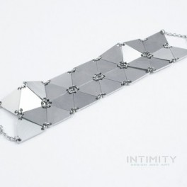 Trojúhelníkový náramek (náhled)