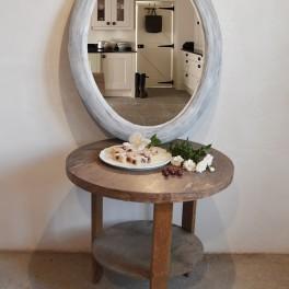 Oválné zrcadlo (náhled)