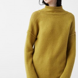 Jednobarevný svetr (náhled)