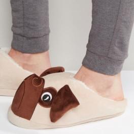 Pug pantofle (náhled)