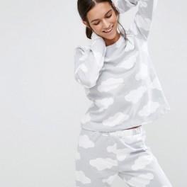Obláčkové pyžamo (náhled)