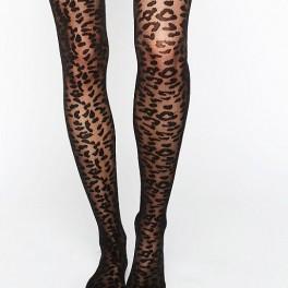 Leopardí punčochy (náhled)