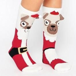 Vánoční pug style (náhled)
