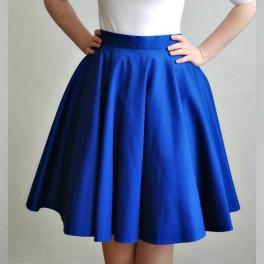 Kolová sukně (náhled)