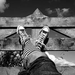 Ponožky do trávy (náhled)