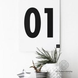 Nástěnný kalendář (náhled)