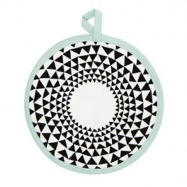 Trojúhelníky pod hrnec (náhled)