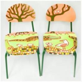 Židličky pro sourozence (náhled)