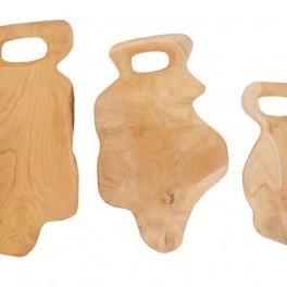 Dřevěné prkénko (náhled)