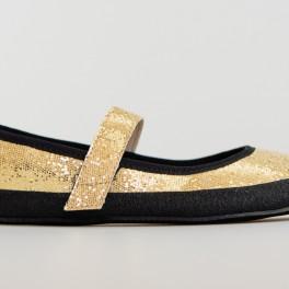 Zlatá balerínka (náhled)