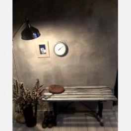 Patinovaná lavička (náhled)