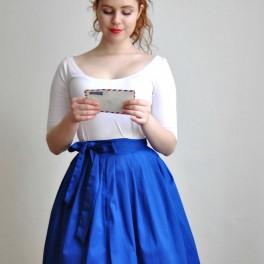 Zavinovací sukně (náhled)