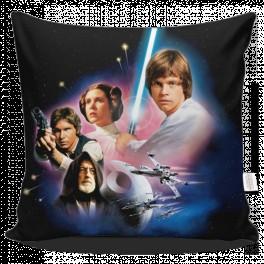 Star Wars polštář (náhled)